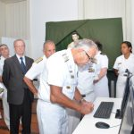 """Museu Naval inaugura exposição """"O Brasil e a MINUSTAH: 10 anos em missão de paz no Haiti"""""""