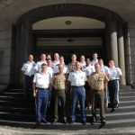 ECEME recebe a visita de especialistas do US Army em Missões no Exterior