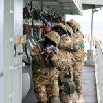 Marinhas de Portugal e de Angola realizam exercício na Costa Angolana