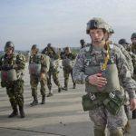 EUA enviam 3.000 militares para manobras nos países bálticos