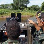 17º Batalhão de Fronteira realizou estágio Técnico de Navegação e Manutenção