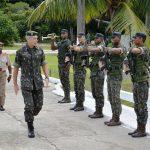 Centro de Instrução de Operações Especiais recebe visita do Estado-Maior do Exército
