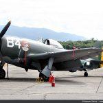 Rio de Janeiro recebe exposição de caça da Segunda Guerra