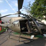 Helibras vai apresentar proposta de armamentos para o Fennec do Exército