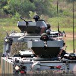 A empresa BAE Systems amplia seus contratos com a área militar