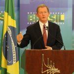 Brasil e Suécia anunciam programa de transferência de tecnologia aeroespacial