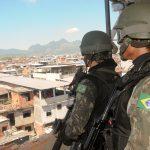 Força de Pacificação (F Pac) faz avaliação da Operação São Francisco