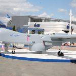 """O UAV """"Hunter"""" derivado do """"Heron"""" da israelense IAI pode vir à ser fabricado no Brasil"""
