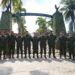 Centro de Instrução Paraquedista recebeu a visita do Gen Bda José Eduardo