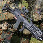 Ministério da Defesa Alemão descobre problemas nos fuzis G36 e cancela compra