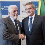 Ministros da Defesa do Brasil e da Argentina iniciam negociações para a venda de caças Gripen NG