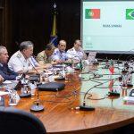 Brasil e Portugal planejam apoiar ações de segurança marítima na Guiné