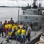 Marinha do Pantanal com as portas abertas para as futuras gerações
