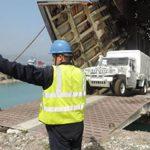 "NDCC ""Almirante Saboia"" chega ao Haiti para prover apoio à MINUSTAH"