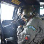 Esquadrão Falcão realiza treinamento de resgate em combate (CSAR)