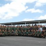 Esquadrão Tracajá comemora 46 anos