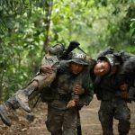 Estágio Básico do Combatente de Selva realizado pelo 10º GAC Sl