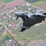 Caças da RAF assumem o controle do espaço aéreo nos países bálticos