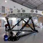 CTS da Helibras recebe simulador de voo