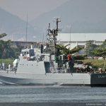 Marinha do Brasil adquire canhões Bofors MK4 40mm para as Npa´s da classe Macaé