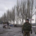 Ucrânia tem cinco soldados mortos nas últimas 24 horas, diz Exército