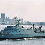 Navio da Marinha à deriva na costa da Guiana será rebocado para Belém