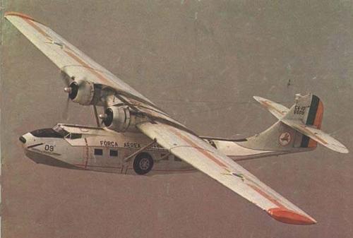 PBY Catalina na FAB