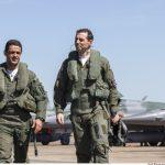 Pilotos da FAB compartilham experiência de voar o Gripen