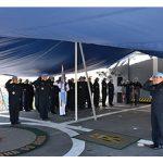 FTM-UNIFIL realiza cerimônia de Passagem do Navio Capitânia