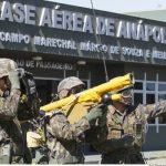 Unidades da FAB aprimoram técnicas de defesa antiaérea em Anápolis (GO)