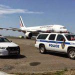 Voo da Air France para Nova York é escoltado após ameaça anônima