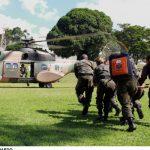 Militares participam de curso de saúde operacional