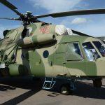 Russia irá entregar mais 7 helicópteros MIL-171SH ao Peru