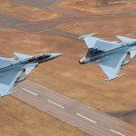 Exercício Lion Effort 2015 – Operadores do Caça Gripen se reúnem na Tchecoslováquia