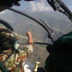 Helicóptero dos EUA é encontrado no Nepal; não há sobreviventes