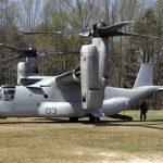 Acidente com um MV-22 Osprey mata um fuzileiro e fere outros 21 no Havaí