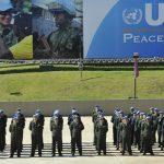 Ministério da Defesa homenageia os mantenedores da paz das Nações Unidas