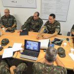 C I Bld faz reunião preparatória para o Exercício de Simulação Integrada 2015