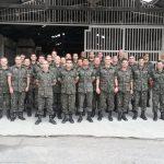 Base de Apoio Logístico realiza PCI do Curso de Gestão e Assessoramento da ECEME