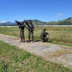 21ª Bia AAAE Pqdt realiza PCI na Base Aérea dos Afonsos
