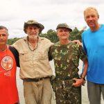 Militares brasileiros e pesquisadores americanos refazem expedição histórica