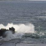 BALTOPS 2015 : Exercício de desembarque anfíbio nas praias da Suécia