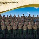 Estágio de Comunicação Social para Oficiais do Quadro de Estado-Maior da Ativa (QEMA)