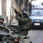 A odisseia do poder militar