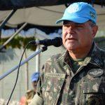 Morre General brasileiro comandante de missão da ONU no Haiti