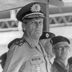 Ex-ministro do Exército General Leônidas Pires Gonçalves, morre no Rio