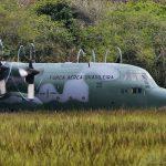 FAB já soma quase 40hs de busca ao helicóptero desaparecido