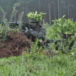 1º Esquadrão de Cavalaria Paraquedista realizou a Operação Panduí