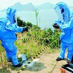 Exército Brasileiro se prepara para conter uma guerra química na Olimpíada