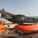 Conheça como a Aviação de Transporte é empregada para combater incêndios